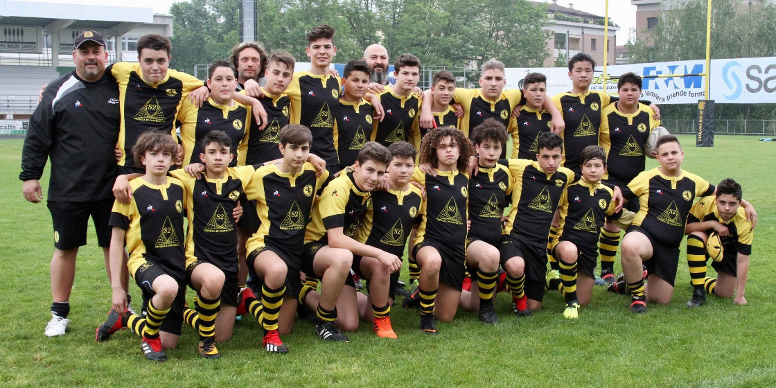 Rugby Viadana 1970 Under 14 2018-2019